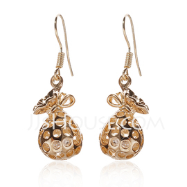 Gorgeous Alloy With Crystal Ladies' Earrings (011027328)