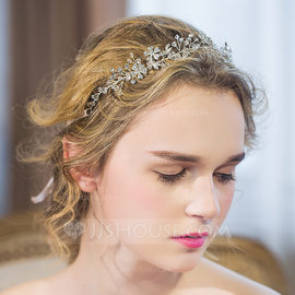 Handmade Crystal/Rhinestone Headbands (042088119)