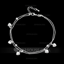 Charming Alloy Ladies' Bracelets