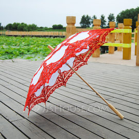 Fabric Wedding Umbrellas (124170631)
