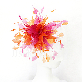 Glamourous Feather Flowers & Feathers (042025109)