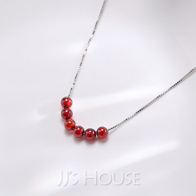 Beautiful 925 Sterling Silver Necklaces