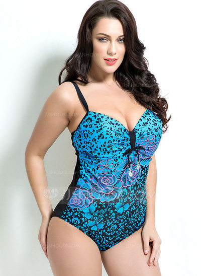 Sexy Floral One-piece