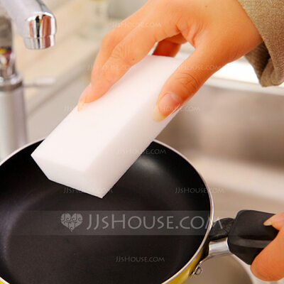 Casual Simple Cleaning Sponge Brush (Set of 5)