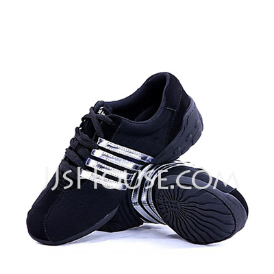 Unisex Canvas Sneakers Dance Shoes