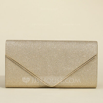 Elegant Sparkling Glitter Clutches/Wristlets/Bridal Purse/Evening Bags