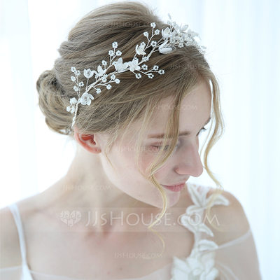 Classic Crystal Headbands With Crystal (Sold in single piece)