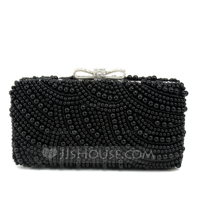 Lovely Pearl Clutches