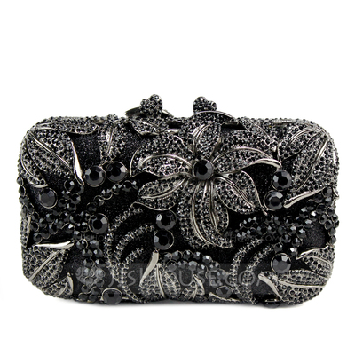 Charming Metal Clutches/Luxury Clutches