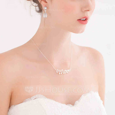 Beautiful Pearl/Freshwater Pearl Ladies' Necklaces