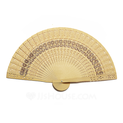 Amazing Sandalwood Hand fan (Set of 4)