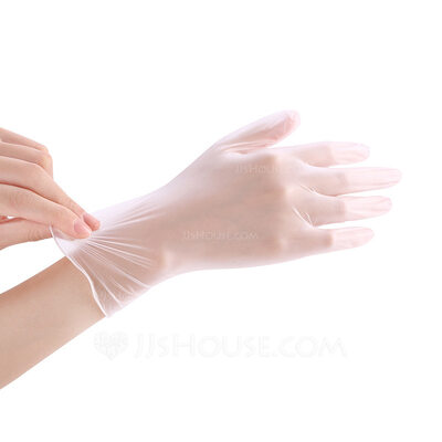 Skin-Friendly Soft Disposable PVC Cleaning Glove (Set of 100)