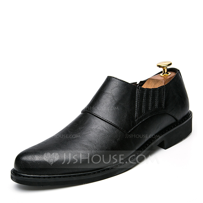 Men's Microfiber Leather Casual Men's Loafers