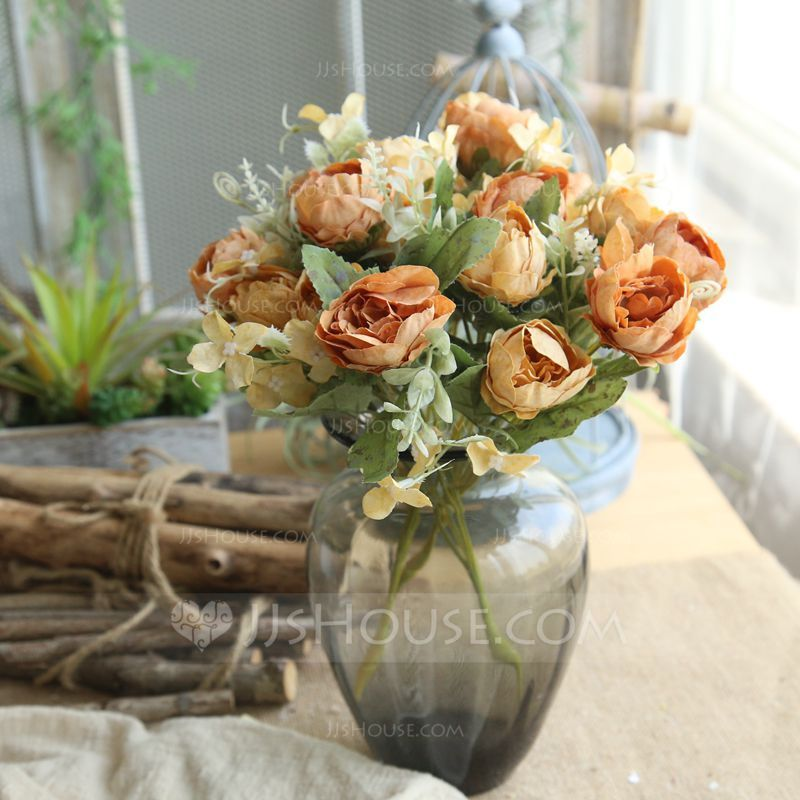 Artificial Flowers (Set of 2)