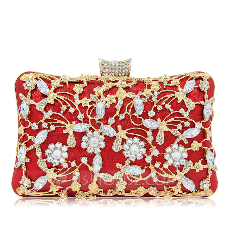 Shining Alloy Clutches