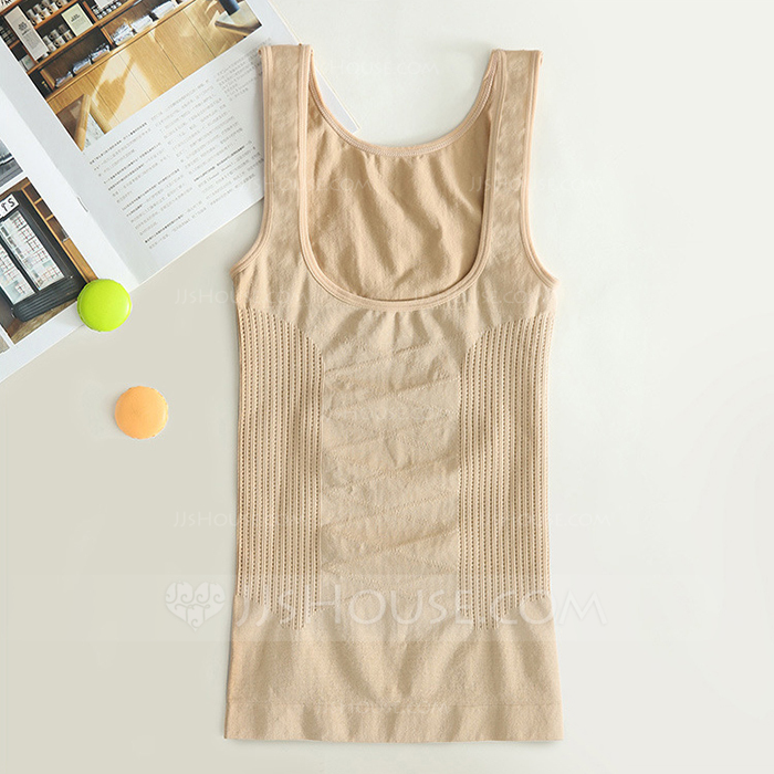 Women Classic/Casual Cotton Breathability Tanks And Camis/Waist Cinchers Shapewear