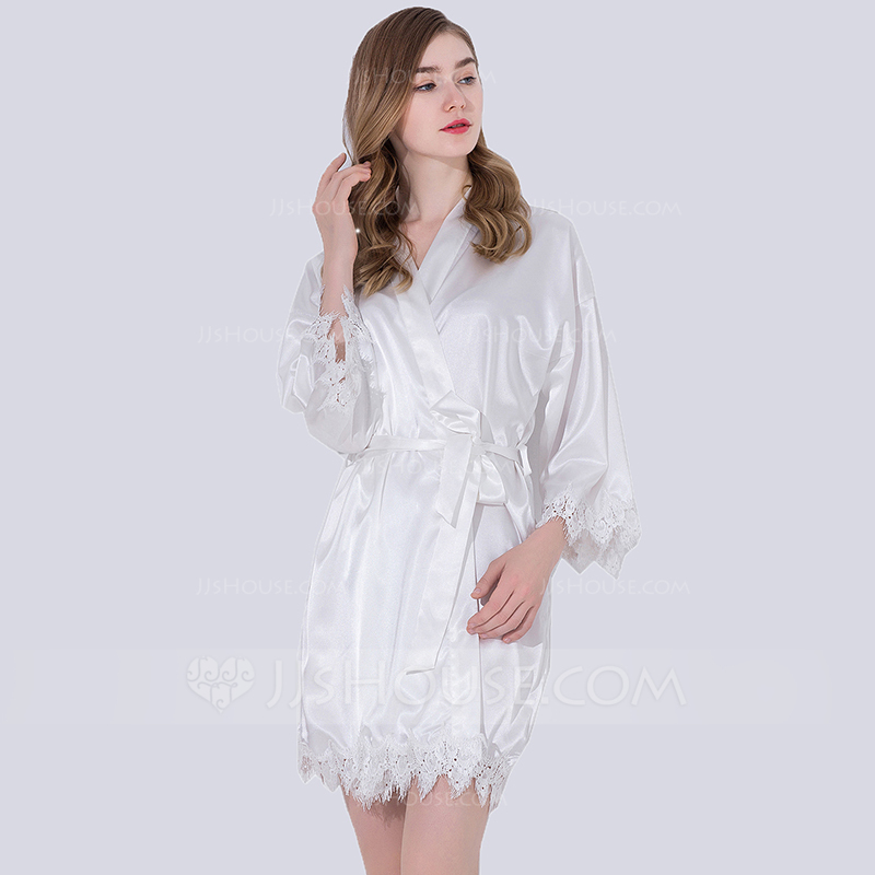 Bride Gifts - Sexy Lace Robe