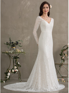 long sleeve corset wedding dresses