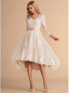 simple short dresses for wedding