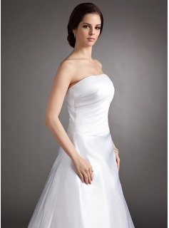 bridesmaid dresses with tails