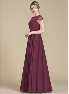 burgundy and champagne bridesmaid dresses