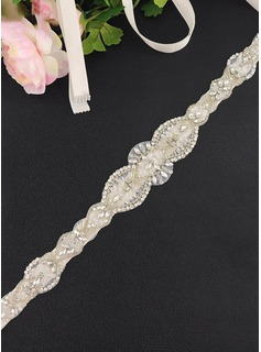 bow wedding dress belt