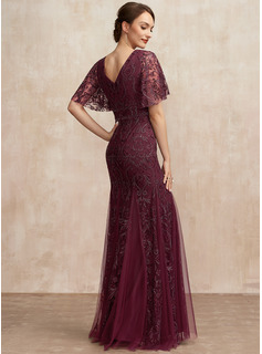 sweetheart neckline lace evening dress
