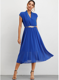 long dinner dresses with sleeves
