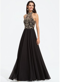 strapless black lace formal dress