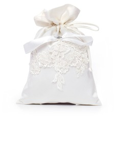Elegant Satin Bridal Purse/Flower Girl Bags