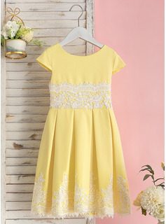 midi prom dress with sleeves