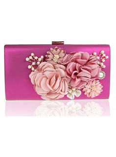 Fashionable Polyester Clutches/Minaudiere
