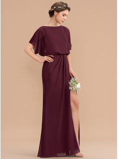 short sleeve satin wrap dress