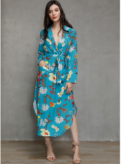 Polyester Maxi Dress