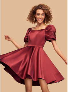 cute and simple homecoming dresses