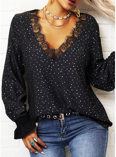 lace blouse for ladies