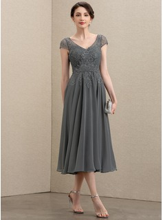 long lace chiffon bridesmaid dress