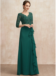 tea length modest wedding dresses