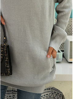 long ankle length sweater dresses