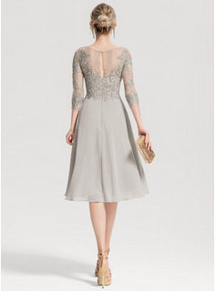 elegant silver dresses for wedding