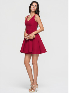 2 piece short homecoming dresses