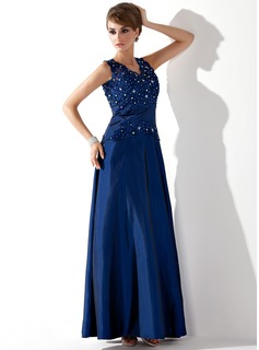 classy evening dress with sleeves