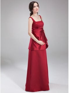 cheap red junior bridesmaid dresses