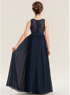 lace top prom dress