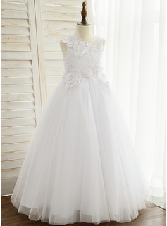 sheer button back wedding dress