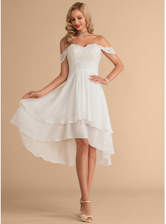 simple retro wedding dresses