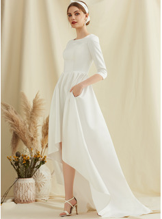 long white sleeveless dress