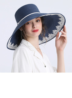 Ladies' Beautiful/Elegant Papyrus Straw Hats