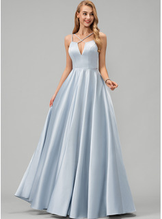 goddess style evening dress