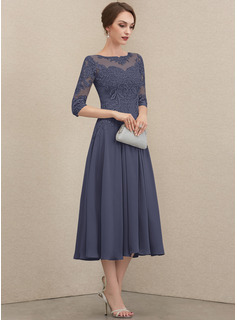 formal dress for larger ladies